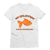 Goldfish Ate My Homework T-Shirt