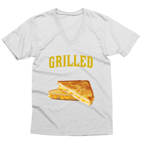 Grilled Cheese V-Neck