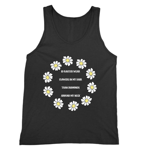 Flowers in My Hair Tank