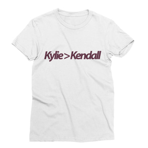 Kylie Over Kendall T-Shirt