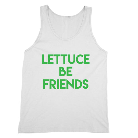 Lettuce Be Friends Tank