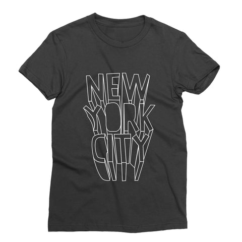 NYC Outline T-Shirt