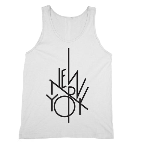 Linear New York Tank