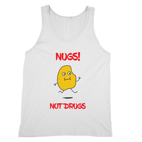 Nugs Not Drugs Tank