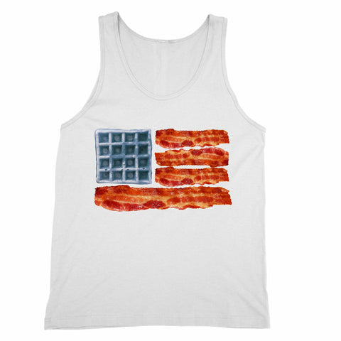 Bacon and Waffles Tank