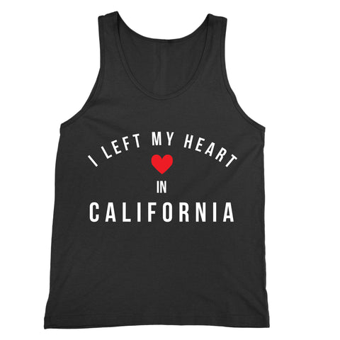 Left My Heart Tank