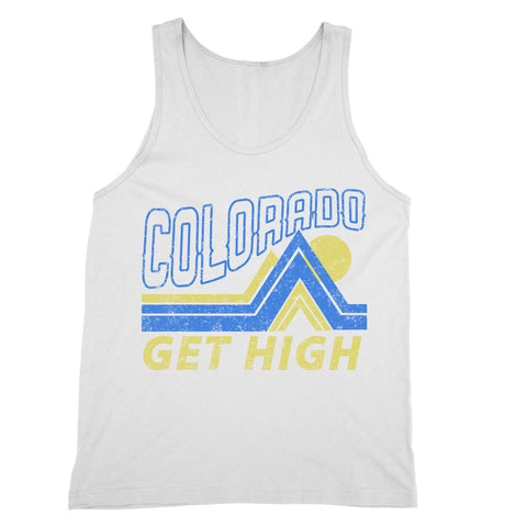 Get High in Colorado Tank
