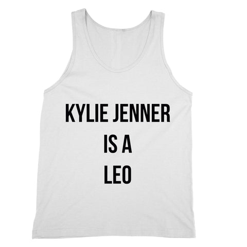 Kylie Jenner is a Leo Tank
