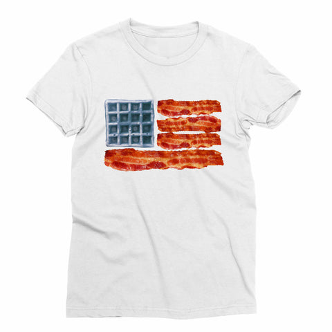 Bacon and Waffles T-Shirt
