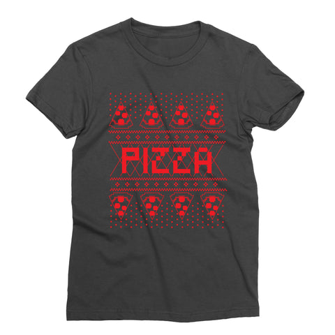 Holiday Pizza T-Shirt