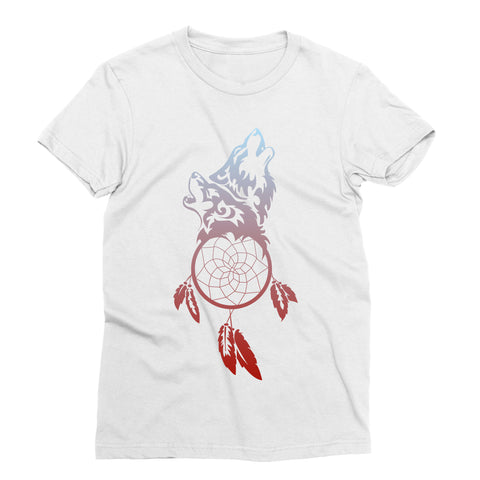 Dreamcatcher Wolf T-Shirt