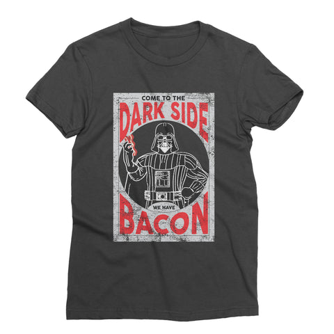 Dark Side of Bacon T-Shirt