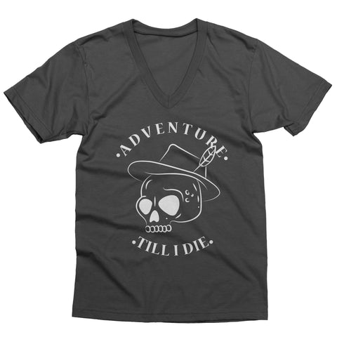 Adventure or Death V-Neck