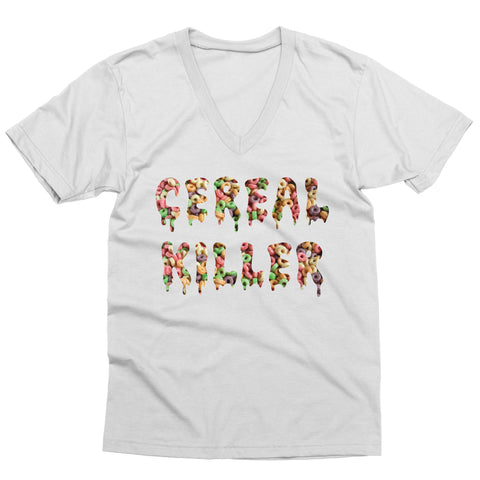 Cereal Killer V-Neck