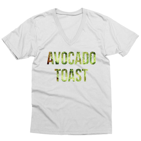 Avocado Toast V-Neck