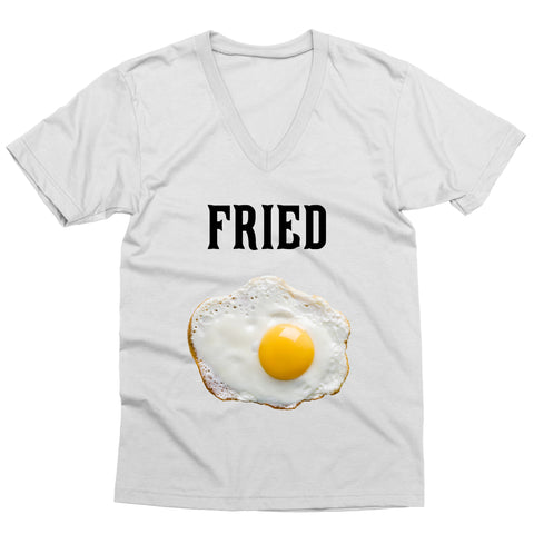 Fried Egg V-Neck