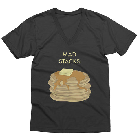 Mad Stacks V-Neck