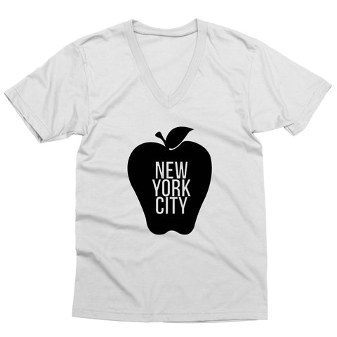 NYC Big Apple V-Neck