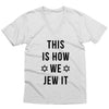 Jew it V-Neck