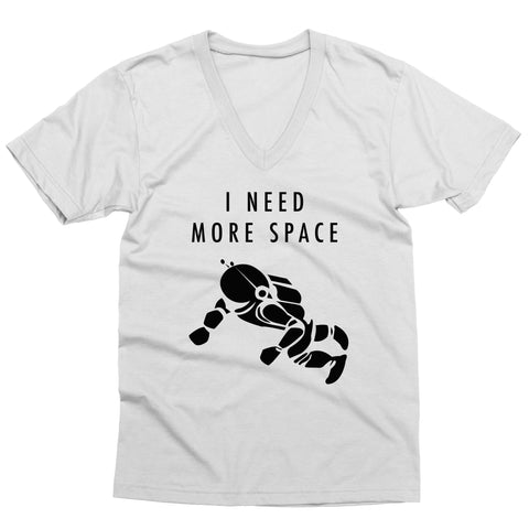 I Need More Space V-Neck