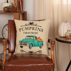 Fall Pillows & Throws