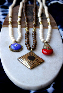 One of a Kind Tibetan Necklace