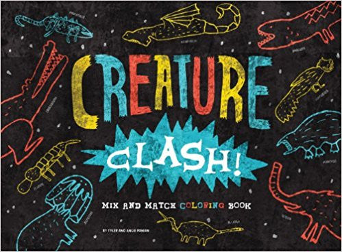 Creature Clash Mix and Match