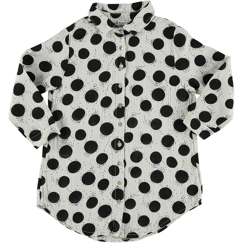 Dots Blouse