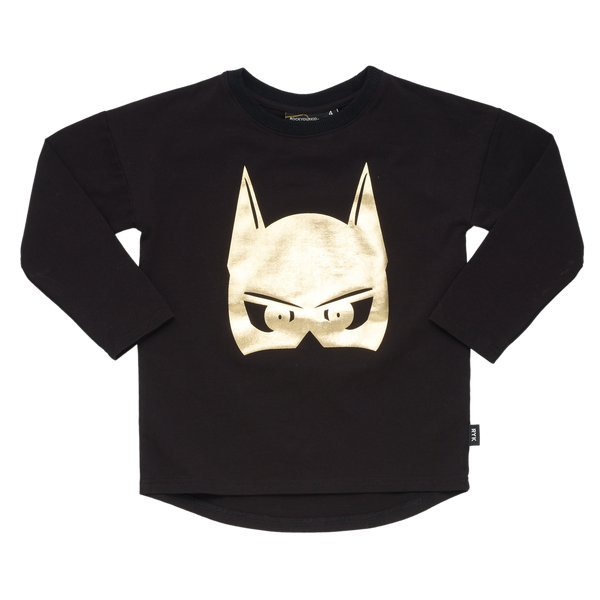 Caped Crusader L/S Shirt