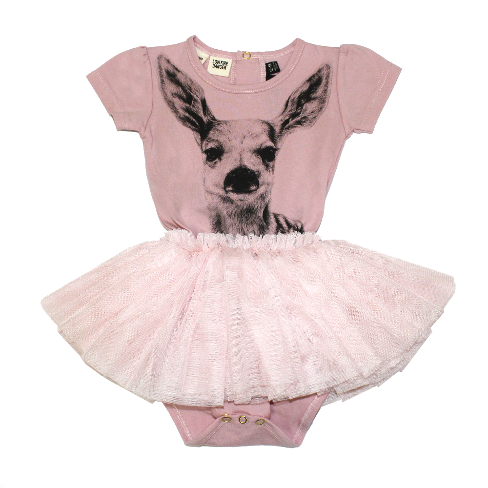 Little Deer Circus Dress