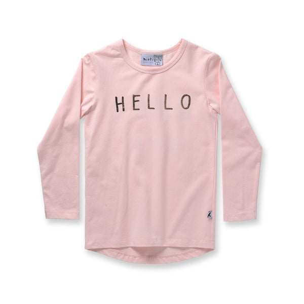 Hello Goodbye Tee