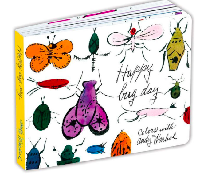 Happy Bug Book