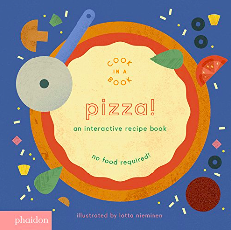 Pizza: An Interactive Recipe Book
