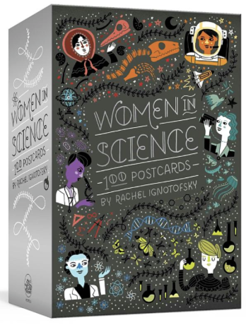 Women in Science: 50 Fearless Pioneers Postcards