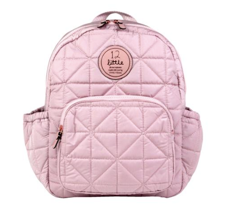 Mini Companion Backpack-Blush Pink