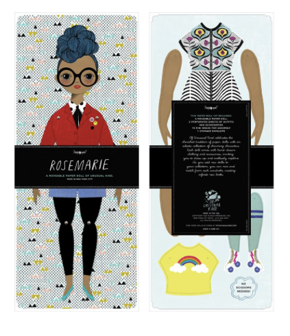 Paper Doll Kit: Rosemarie
