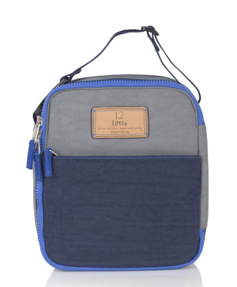 Courage Lunch Bag I Blue
