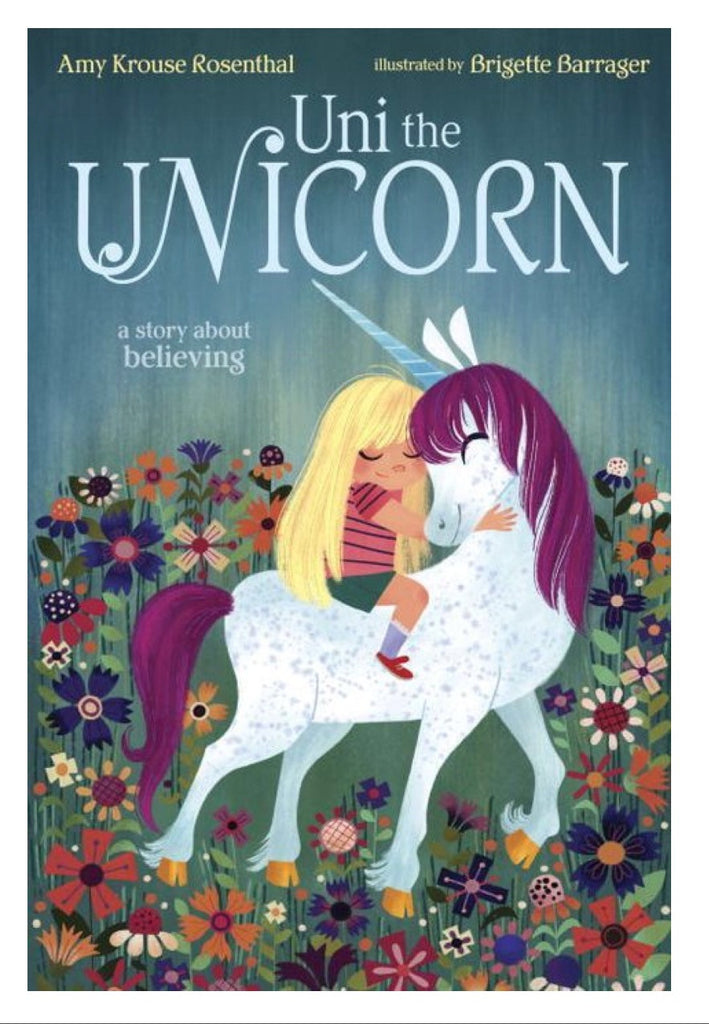 Uni the Unicorn: The Board Book