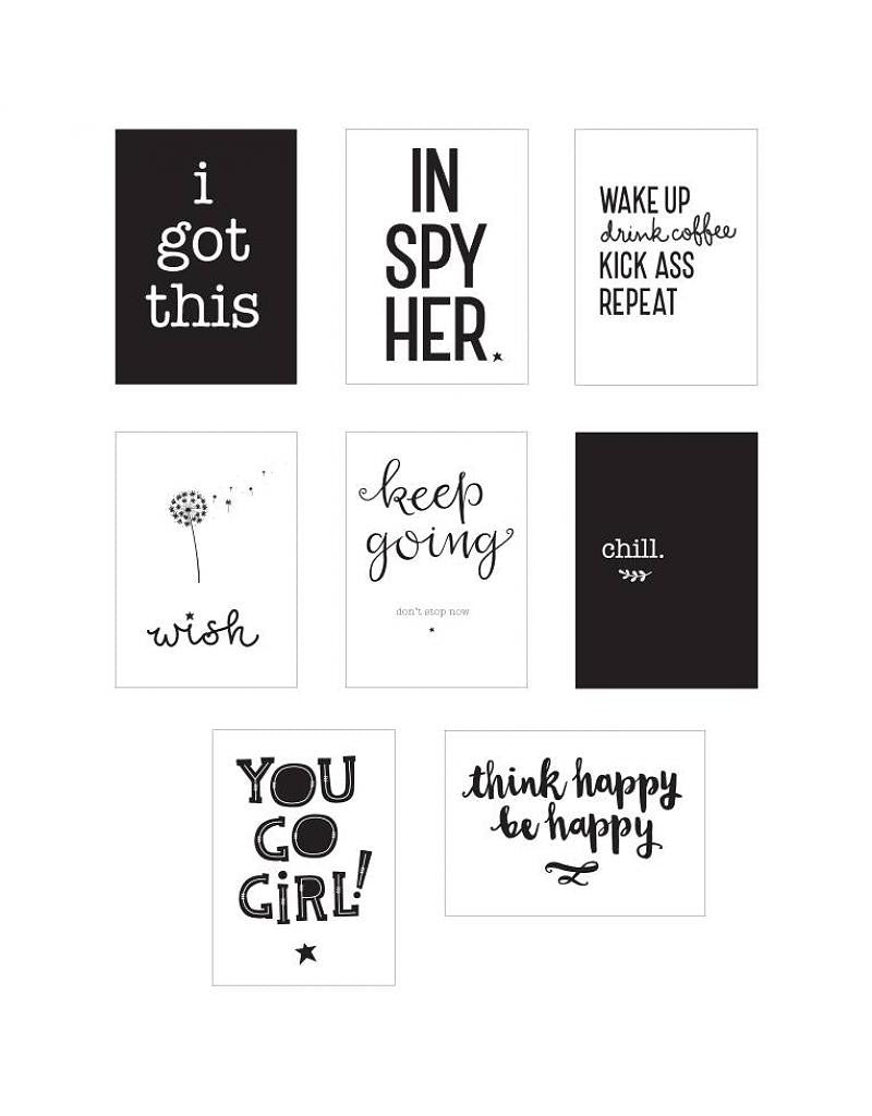 Poster Sheets - INSPIRE