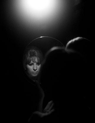 "LAWRENCE SCHILLER ""Barbra Streisand"" 1968 Limited Edition Print - $12K Appraisal Value!"