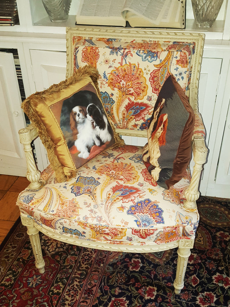 Antique Louis XVI Pair of Chairs Excellent Condition Gorgeous French Furniture - $40K VALUE*
