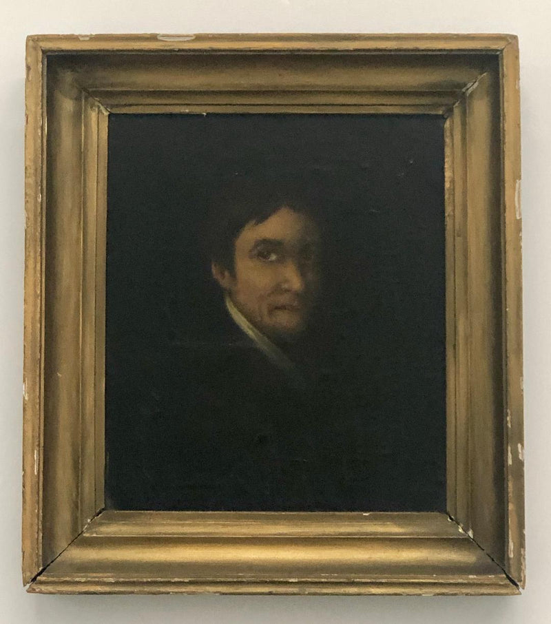 Baroque Influenced Portrait of a Young Man, Oil Painting - $8K VALUE*