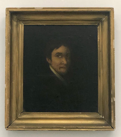 Baroque Influenced Portrait of a Young Man- $8K VALUE