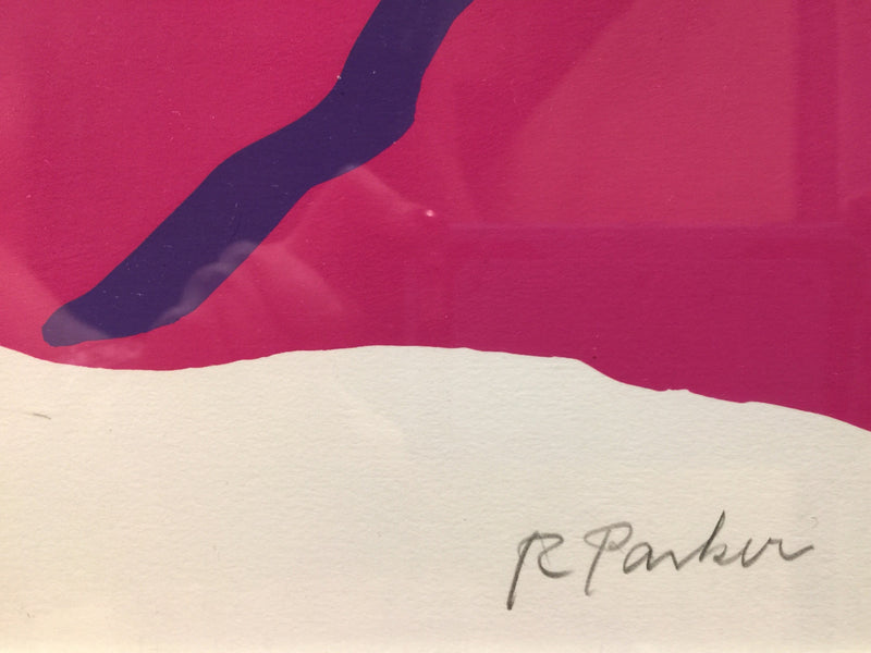 Ray Parker, 'Butterfly', Limited Edition Lithograph Print, 40/250, Signed, w/ CoA - $3K Apr Value!*