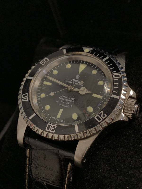 TUDOR/ ROLEX Oyster Prince Submariner Vintage circa. 1960s - $20K APR Value w/ CoA!