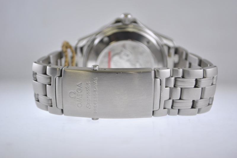 Men's Omega Seamaster Professional Chronometer in SS with Date - $6.5K VALUE