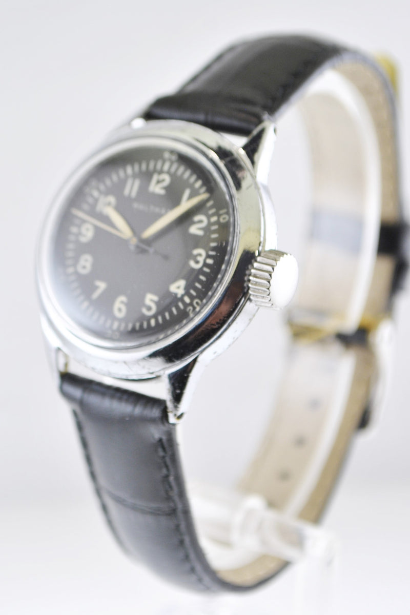 1920s Vintage Waltham Women's Wristwatch in Stainless Steel - $6K VALUE