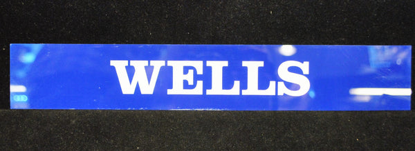 David Wells Locker Nameplate Rare Collectible Baseball NY Yankees & MLB w/COA $1K VALUE
