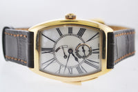 FRANCK MULLER Master of Complications #2 7501 Wristwatch Minute Repeater in 18 Karat Rose Gold - $150K VALUE