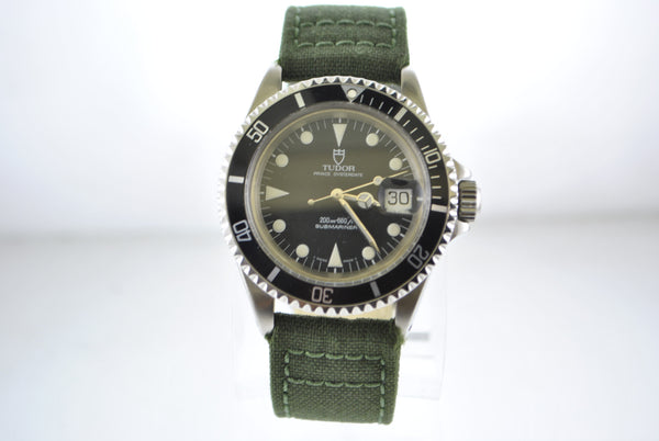 Rolex Tudor Submariner Men's Wristwatch in SS - $10K VALUE